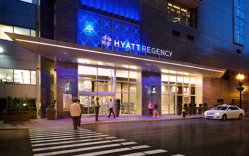 Hyatt Regency Boston exterior view