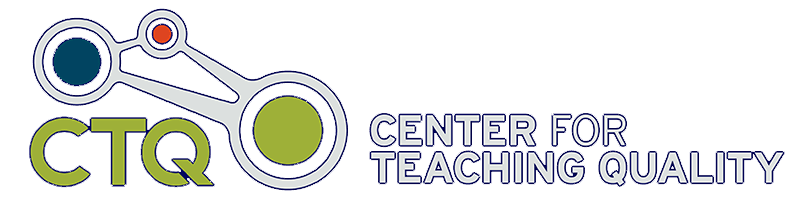 Center for Teaching Quality logo